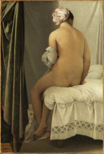 ヴァルパンソンの浴女/La Baigneuse
