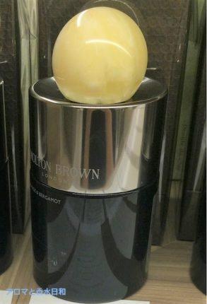 モルトン・ブラウン香水「オレンジ&ベルガモット」