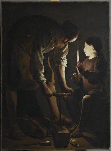 大工聖ヨセフ/St.Joseph Charpentier