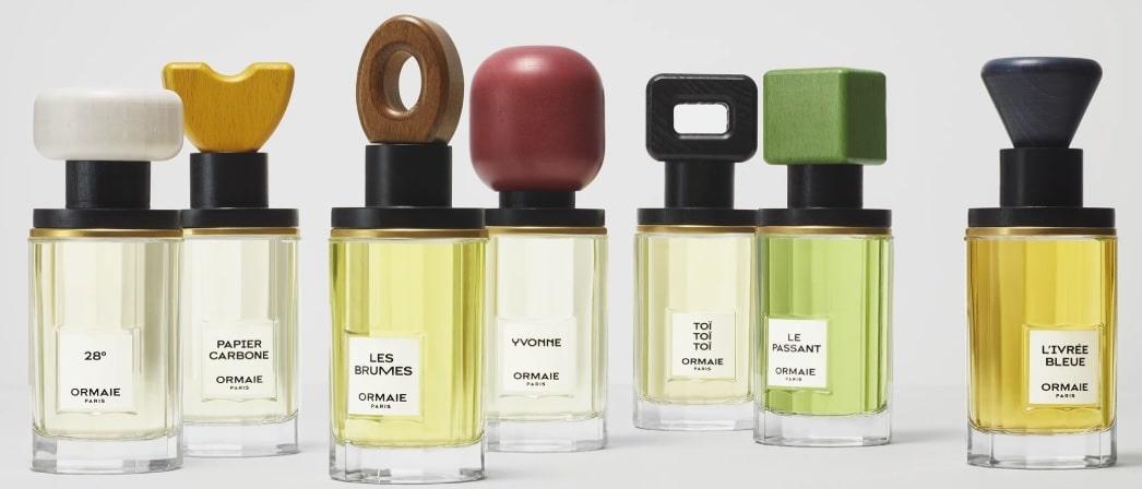 香水「オルメ/ORMAIE」