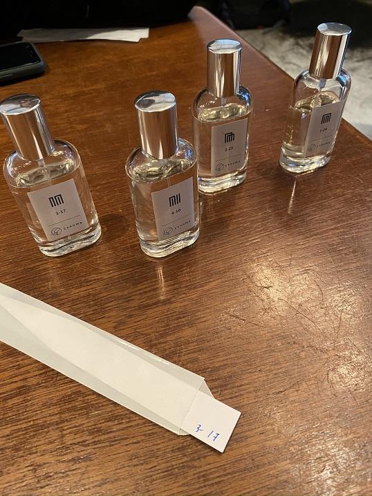 サノマの香水