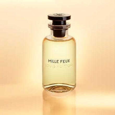 ルイ ヴィトン香水「ミルフー(Mille Feux)」」