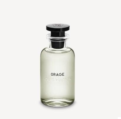 ルイ ヴィトン香水「オラージュ(ORAGE)」