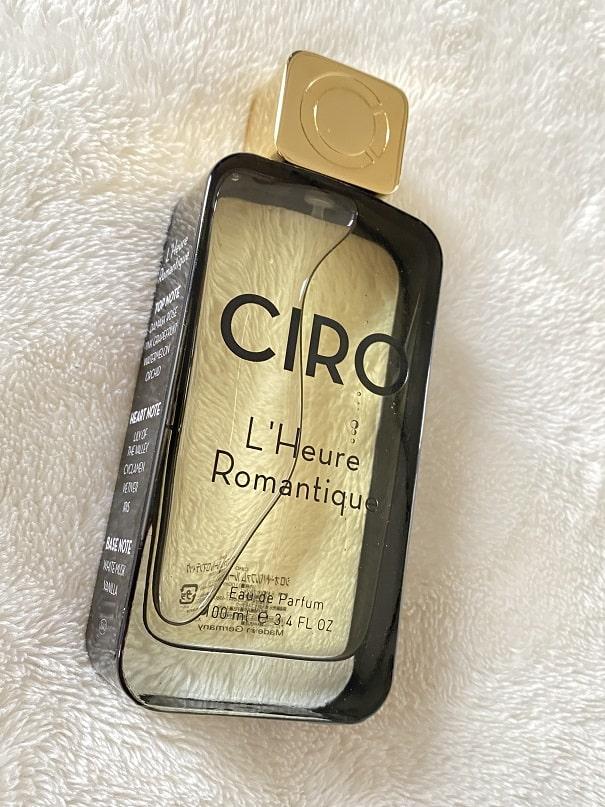 CIRO「LHEURE-ROMANTIQUE(ルールロマンティック)」