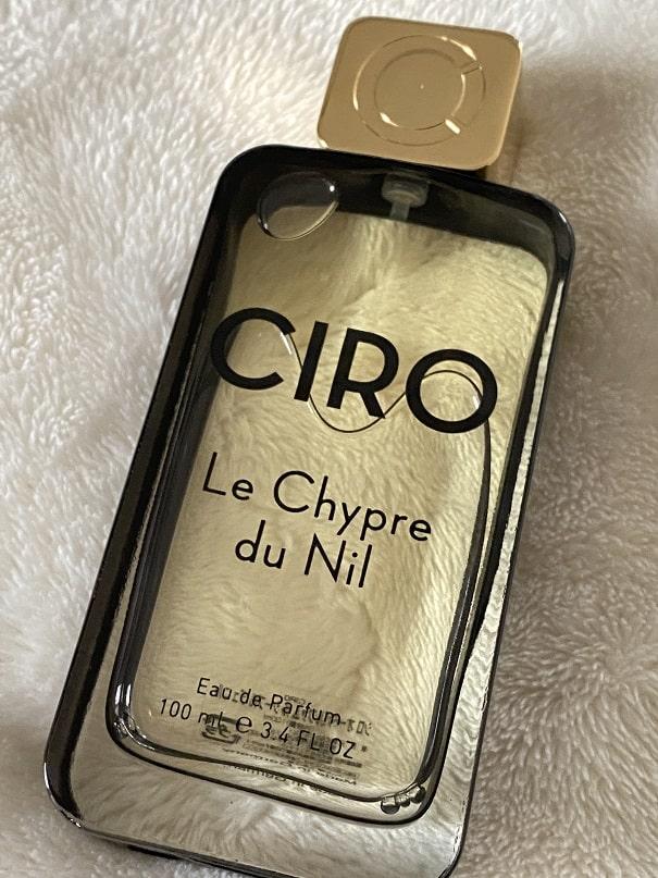 CIRO香水「ル シープル デュ ニル(LE CHYPRE DU NIL)」