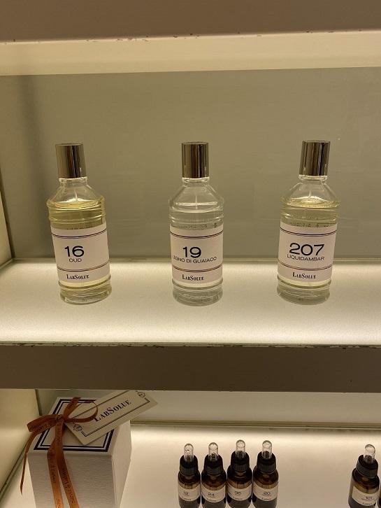 ラブソルー香水